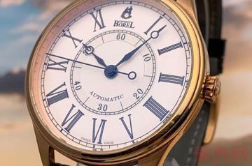 依波路手表在实体可以回收吗