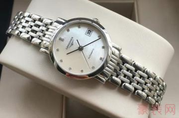 两万入手的浪琴手表回收价格有多少呢