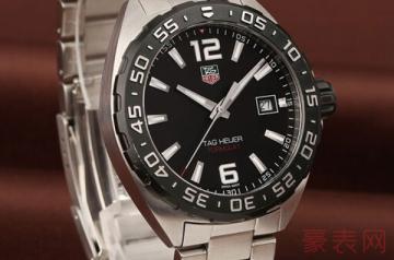 手表的官方公价与回收价格相差多少