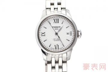 亲民的天梭1853手表回收多少钱