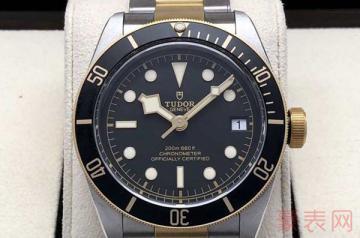 有个不用的帝舵手表回收能卖多少钱