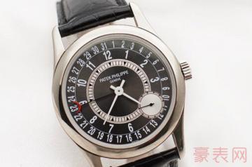 专门售卖手表的店回不回收手表