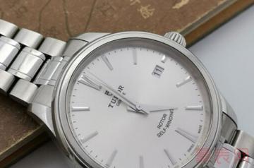 正品帝舵手表有支持回收的吗