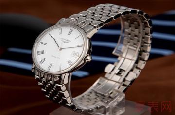 浪琴表专柜会回收用了很长时间的手表吗
