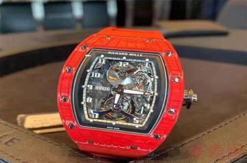 理查德米勒手表以九成新卖值钱吗