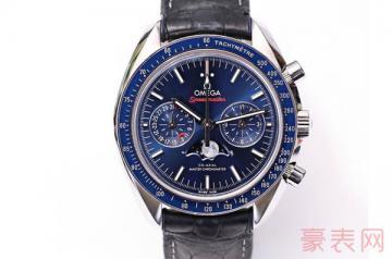 欧米茄男士机械手表为何比女士表回收有优势