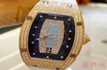 顶级手表回收价格不高说不过去