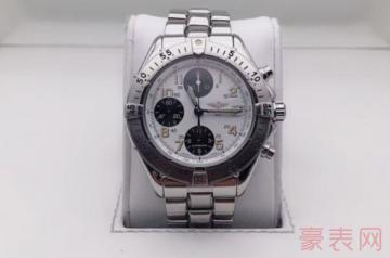 百年灵二手手表回收的地方好不好找