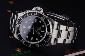 劳力士海使型二手手表能卖多少钱
