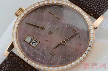 旧手表卖给有回收的商家多少钱一个