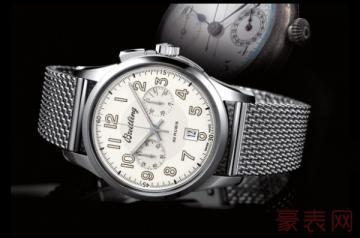 百年灵越洋系列手表回收有望高价吗