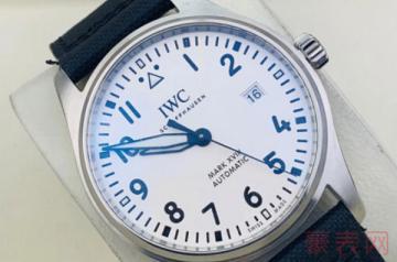 10万多入手的万国手表回收多少钱