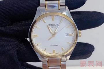 天梭T060407手表回收价格能有几折