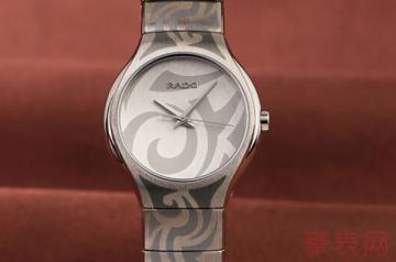有透明公开的回收rado手表流程么