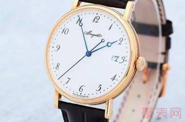 宝玑二手手表几折回收 超六成报价占多数吗
