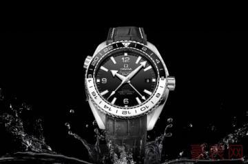 欧米茄海马300老款手表回收能卖多钱