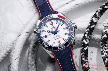 欧米茄老手表回收价格查询的正确方法