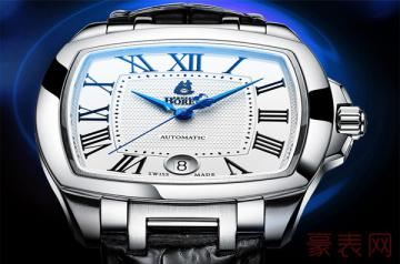 依波路布拉克手表回收价格难以上升