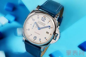 表面有划痕的沛纳海手表可以回收吗