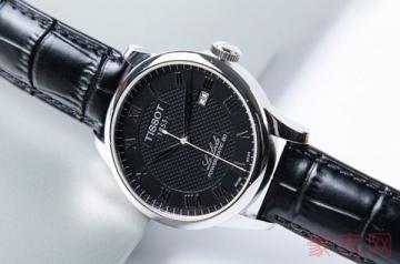 天梭品牌专柜回收闲置二手手表吗