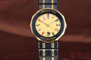 回收昆仑手表价格的依据是品牌吗