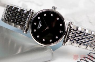 浪琴嘉岚旧手表回收价格应该如何评估