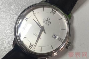 男款欧米茄手表回收是否比女款更值钱
