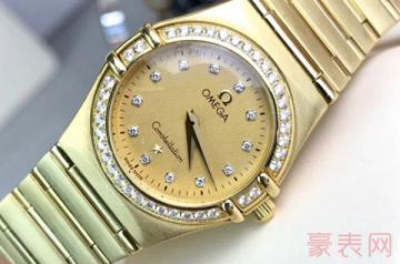 老款欧米茄手表回收能卖多少钱