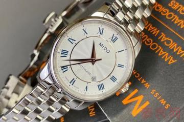 线上的美度官网支持回收二手手表吗