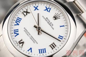 13万的劳力士手表回收能卖多少钱