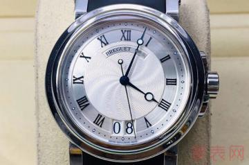 回收breguet手表在二手市场抢手吗