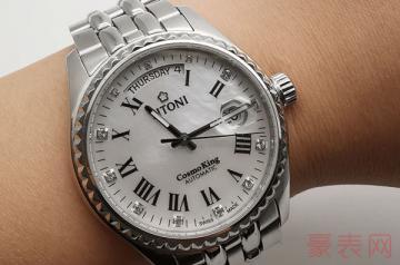 梅花手表回收价格查询入口在哪
