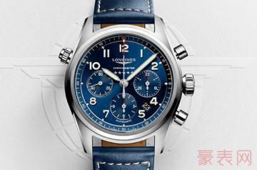 非热门款的浪琴手表回收价格是多少