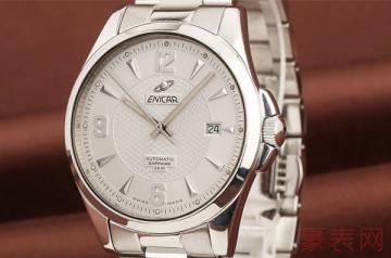 老式英纳格手表回收价格为何遭商家冷眼