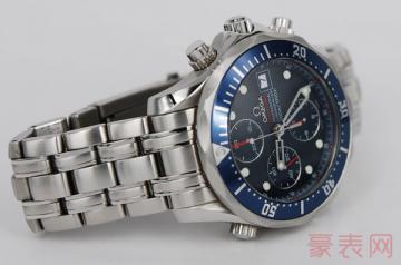 性价比超高的omega手表能回收吗
