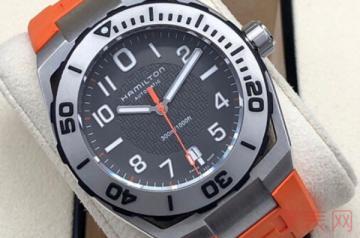汉米尔顿手表销售店会回收手表吗