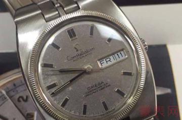 60年代欧米茄手表今天还能回收吗