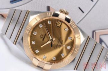 3万的欧米茄二手手表回收价格表是何结果