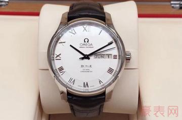 品牌手表专柜会回收二手欧米茄手表吗
