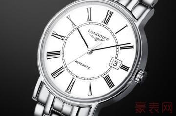浪琴瑰丽手表回收多少钱 不知如何估价请看过来