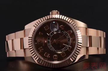 劳力士326135手表回收价格分析