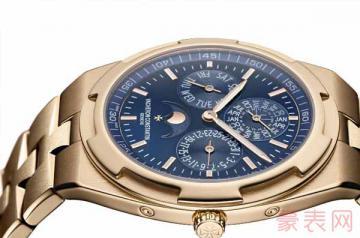 线上回收江诗丹顿二手手表价格是多少