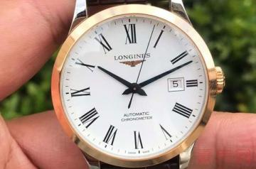 浪琴博雅二手表回收可以卖多少钱