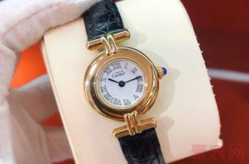 二手卡地亚手表回收一般能卖几折