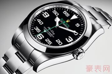 靠谱的二手手表回收有哪些选择
