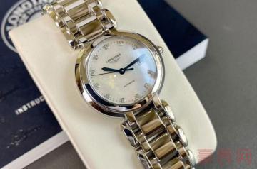 性价比较高的浪琴手表回收大概什么价位