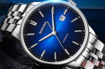 高档机械手表在回收网站获价高吗