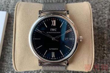 万国五针星辰手表回收可以卖多少钱