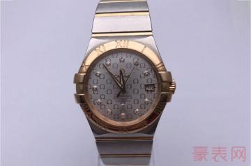 可以到欧米茄专柜回收二手手表吗