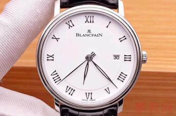 宝珀6651手表回收变卖能卖多少